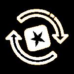 Starface Flip Icon